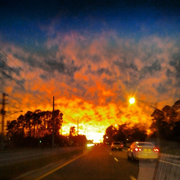 Jacksonville Florida Sunset